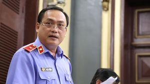 Viện kiểm sát: 'Phải huỷ án sơ thẩm, điều tra lại vụ VN Pharma
