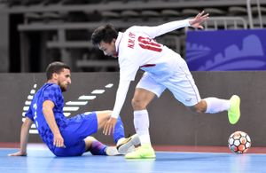 Highlights tuyển futsal Việt Nam 1-3 Croatia