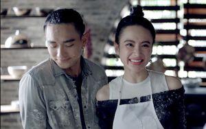 Glee: Angela Phương Trinh bắt đầu mủi lòng trước tình cảm của Hữu Vi