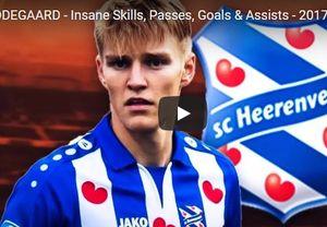 Martin Ødegaard - thần đồng 'hớ' của Real đang thể hiện thế nào?