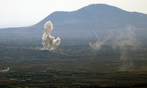 Trút giận, Israel phá hủy ba khẩu đội pháo của Syria