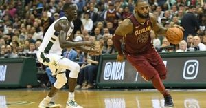 Highlights NBA: Cleveland Cavaliers 116-97 Milwaukee Bucks