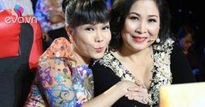 Hồng Vân chỉ thẳng mặt Việt Hương: 'Mày mới là con hai mặt'