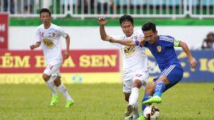 Trực tiếp Quảng Nam với HAGL vòng 22 V-League 2017