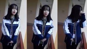 Nữ sinh xứ Nghệ lại khiến người ta thốt lên: Con gái trường Phan ai cũng xinh và hát hay thế này!