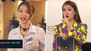 Ứng cử viên sáng giá cho vương miện HHHV Việt Nam 2017 bị khiển trách vì… thiếu trung thực
