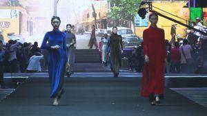 Tưng bưng lễ hội thời trang công nghệ