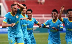Vòng 22 V-League: Sanna Khánh Hòa thắng chật vật SHB Đà Nẵng