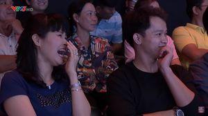 Ca sĩ Trang Nhung bị con gái 'bóc mẽ' trên sân khấu Gương mặt thân quen nhí 2017