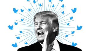 Ông Trump tiết lộ lý do thích dùng Twitter