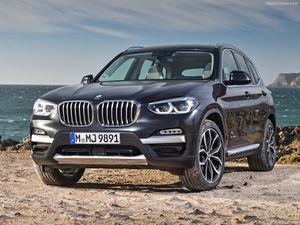 Những cải tiến đáng chú ý trên BMW X3 2018