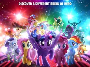 Pony Bé nhỏ phiên bản điện ảnh - Món quà tặng các bé gái