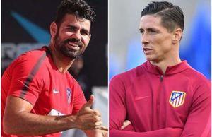 Trở lại Atletico, Costa đã được Torres giúp đỡ thế nào?