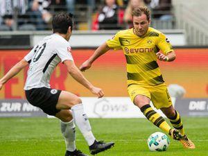 Video, kết quả bóng đá Frankfurt - Dortmund: 4 phút xuất thần, ngược dòng ngoạn mục