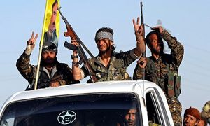 Wayne White: 'Quân đội tại Syria, Iraq có thể đánh bại IS'