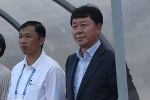 Tân HLV HAGL: 'Góp ý của ông Chung Hae Seong giúp cầu thủ ổn định tinh thần'