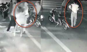 Clip côn đồ Thái Nguyên đâm gục nam sinh bảo vệ bạn gái bị đánh và trêu ghẹo