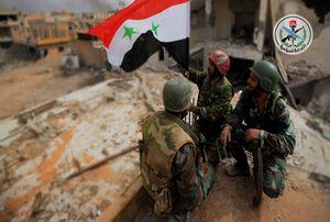 Chiến sự Deir Ezzor: Quân đội Syria rơi vào thế giằng co với IS