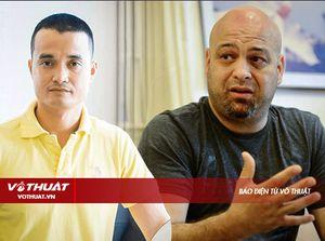 Flores tái đấu Tuấn 'hạc': Các võ sư Việt lên tiếng chỉ trích