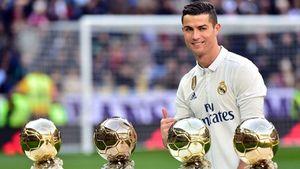 Rộ tin Ronaldo đoạt QBV và cầu thủ xuất sắc nhất năm