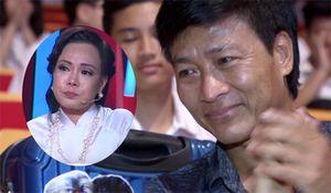 Danh hài Việt Hương xin cúi đầu trước diễn viên Quốc Tuấn