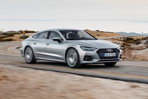 Thiết kế mới của Audi A7 2019 gây tranh cãi