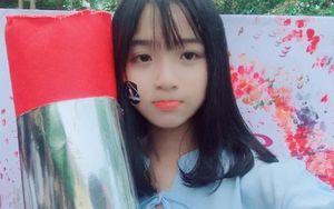 Nữ sinh xứ Nghệ vừa xinh vừa học giỏi, hát hay