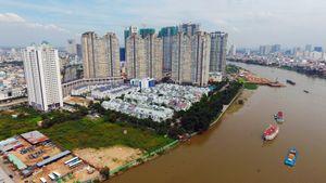Vì sao bờ sông Sài Gòn phải cõng dày đại dự án?