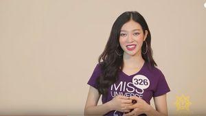 Thí sinh 'Tôi là Hoa hậu Hoàn vũ Việt Nam' bị chê giống búp bê ma