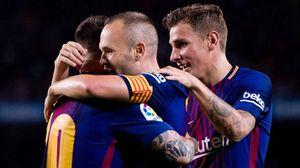 Video clip highlights bàn thắng trận Barca 2-0 Malaga