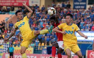 TRỰC TIẾP vòng 22 V-League 2017: Than Quảng Ninh 2 - 1 FLC Thanh Hóa