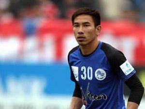Sai lầm không thể tin nổi của thủ môn Thanh Thắng trước Quảng Ninh