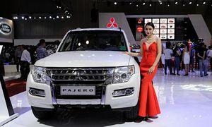 Hàng nghìn xe ôtô Mitsubishi tại Việt Nam 'dính lỗi'