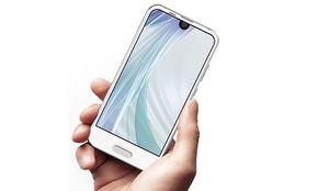 Sharp ra mắt smartphone trang bị màn hình 120Hz
