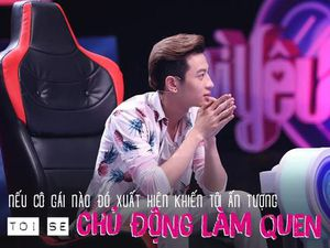 Hot boy Phí Ngọc Hưng của 'Vì yêu mà đến' lần đầu chia sẻ về mẫu bạn gái lý tưởng