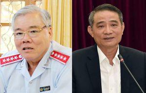 Ngày 26/10, Quốc hội phê chuẩn bổ nhiệm Bộ trưởng Giao thông vận tải và Tổng Thanh tra Chính phủ