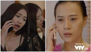 Ngược chiều nước mắt - Tập 11: Châu (Trang Cherry) trơ trẽn tỏ ý muốn Mai (Phương Oanh) ly dị Sơn (Hà Việt Dũng)