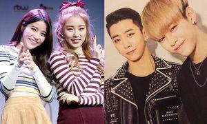 Những cặp idol cùng nhóm nhưng không thân thiết như fan tưởng