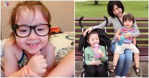 Elly Trần khoe clip con gái nói tiếng Anh cực ngọt, 'yêu mẹ bằng 10'