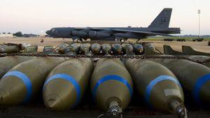 Phi đội B-52 ném bom hạt nhân của Mỹ được 'báo động cao'