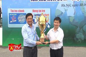 Sôi động giải bóng đá học sinh THPT Hà Nội - Báo An ninh Thủ đô lần thứ XVII