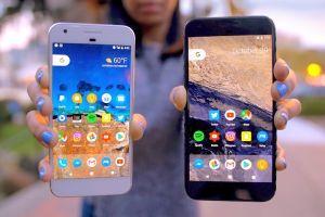 LG bị phàn nàn vì làm màn hình OLED cho V30 và Pixel 2 quá tệ