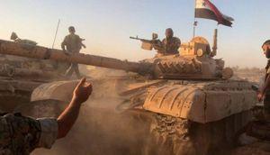 Mất mỏ dầu Omar, 'Hổ Syria' nuốt hận quay về diệt IS ở Deir Ezzor (chùm video)