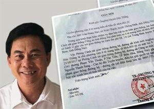 Thượng tá Võ Đình Thường: 'Trạm thu phí không dính dáng đến gia đình tôi'