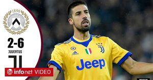Udinese - Juventus: Thẻ đỏ siêu sao và set tennis hủy diệt