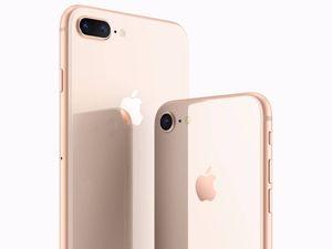 Mặt kính phía sau của iPhone 8 chắc khỏe đến kinh ngạc