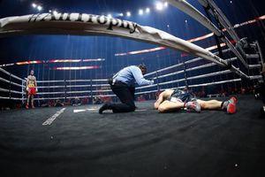 Knock-out đối thủ sau 3 hiệp, tay đấm bất bại Gassiev giữ vững đai IBF