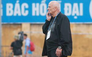 HLV Petrovic phát biểu 'sốc' sau trận thua Than Quảng Ninh