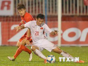 Bốc thăm VCK U23 châu Á: U23 Việt Nam rơi vào bảng đấu khó