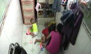 Nhà siêu nhỏ 4 mét vuông 17 người sinh sống giữa Sài Gòn
